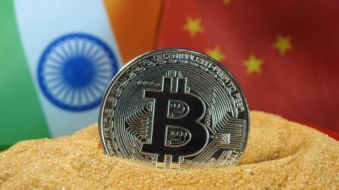 China kondigt volledig verbod op cryptogeld aan