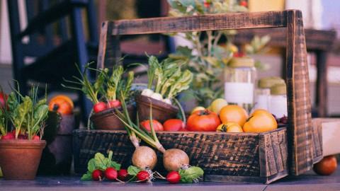 Zeven stappen naar duurzaam eten