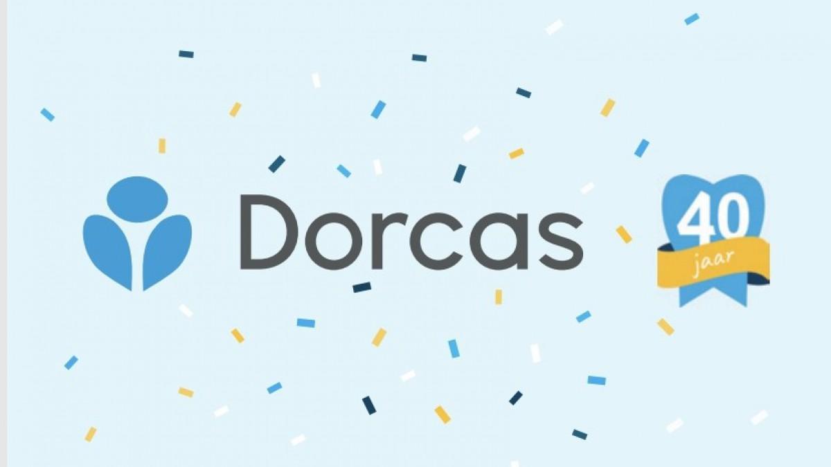 Dorcas 40 jaar