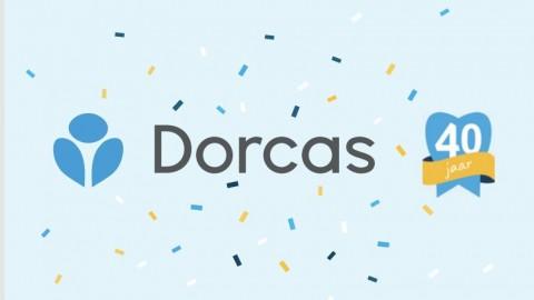 Feestweek Dorcas Winkel Hoorn van 14 september tot en met 18 september