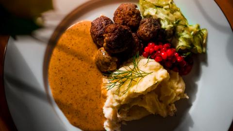 Recept van de week: Zweeds gehaktballen