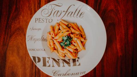 Recept van de week: Romige parmezaanse kip pasta.