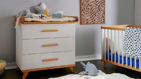 Slapen als een baby - waar(op) kan mijn kind het beste liggen?