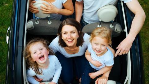 3 Tips voor een soepelere autovakantie met kinderen