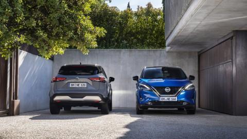 De nieuwe Nissan QASHQAI in Europa