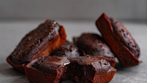 Beste zelfgemaakte brownies recept