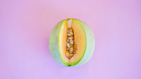 Meloen zou deze zomer je schoonheidsfruit moeten zijn