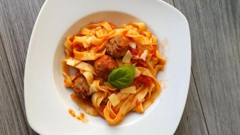 Recept van de week: Tagliatelle met Gehaktballetjes